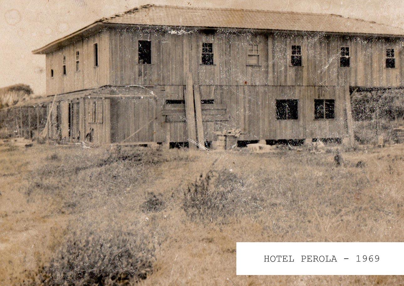 Foto Hotel Pérola 1969