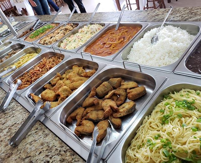 Buffet Almoço 3